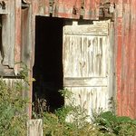 Old Barn entrance