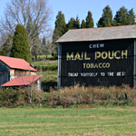 Lowell Ohio Mailpouch barn