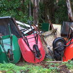 Wheelbarrow Graveyard