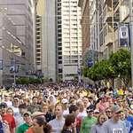 Spear Street, San Francisco , 7:50AM   05-20-2007