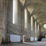 Beaulieu Abbey, inside view