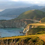 Big Sur Coast, CA (Bixby Bridge)