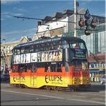 Blackpool tram
