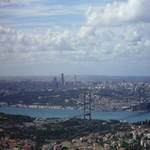 bosphorus in istanbul
