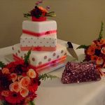 Boquets and Cake