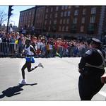 3rd place runner
