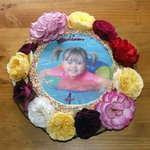 Madison 4th Birthday Cake