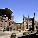 Coventry Cathedal, New & Old