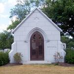 Quaint Mausoleum
