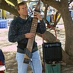 Chapman Stick Player