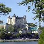 Chateau at Saumur