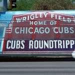 Chicago Cubs-legan Graffitti