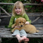 Lucy & friend