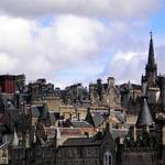 chimmneys in Edinburgh