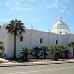 Church at Ajo Arizona