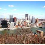 View Of Downtown Pittsburgh