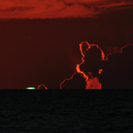Clearwater Sunset 'Green Flash'