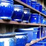 Cobalt glaze