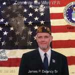New Milford VFW COmmander