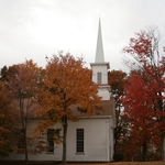 Country Church w/color