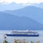 Vancouver, BC Canada - Cruise Ship Vollendam