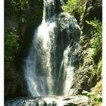 Upper portion of Dingmans Falls
