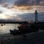 Donaghadee Harbour Sunset