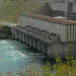 Down Onto The Dam