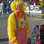 Bubbie the clown