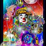 Fantasy clown