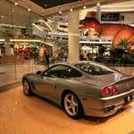 Ferrari & T Rex  - ancient & modern