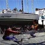 Boatyard rumble
