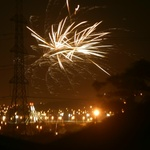 Fireworks Over Botany Downs