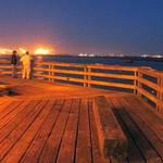 Portview Fishing Pier @ Night