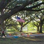 Flag Before Race