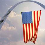 Flag- Arch