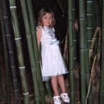 flower Girl in Bamboo