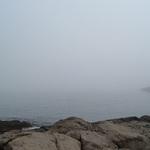 Fog at Nubble Light