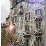 A Gaudi Lens Flare