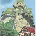 Fraenkische Schweiz  Germany