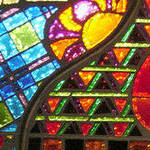 A bit of stained glass
