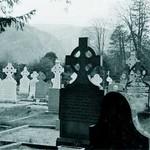 Sea of Celtic Crosses