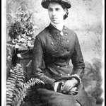 Great Grandmother Clara 1884 approx