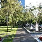 Greenspace Downtown Vancouver