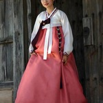 Hanbok Model 2