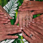 Hands, 4 Generations of womens&#39; hands