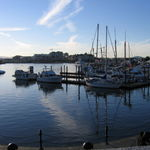 Harbor in Victoria