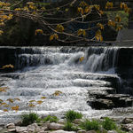 Honeoye Creek Waterfall