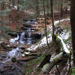 Hemlock Hollow Falls 1
