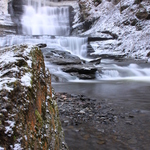 Bear Swamp Creek&#39;s Angel Falls